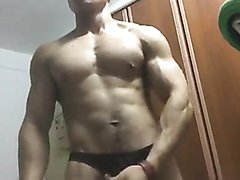 Athletic muscle - video 373