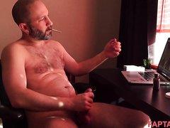Poppers: Huff, Smoke a Cigarette, Stroke Enjoyment