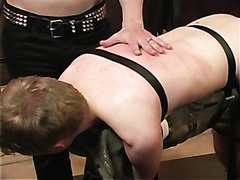 taylor abused part 2- flogged on the bench