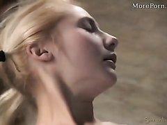 Teen BDSM session