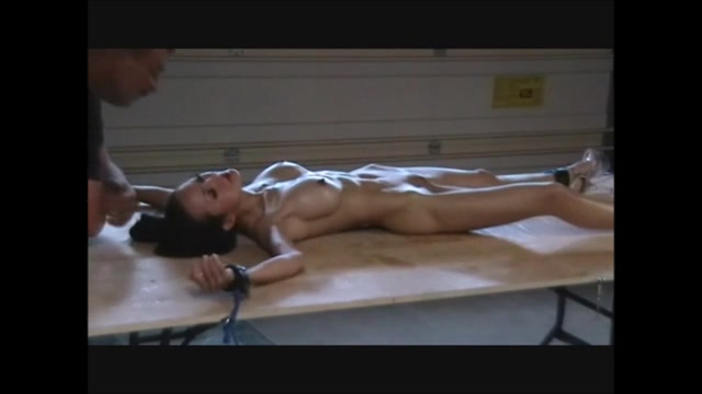 Girls nude tied up porn