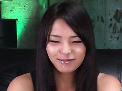 Casting turns wild for cock sucking Eririka Katagiri - More at j....net