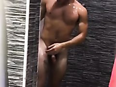 caught naked in the shower spying is so exciting hot