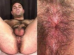 Vincenzo's Hairy Hole