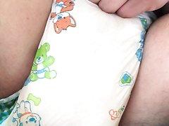 Messy diaper - video 8