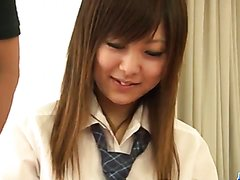 Amazing porn play with young doll Miku Airi - More at j....net