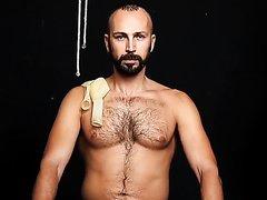 Funky Gay Art Video (Implied Piss)