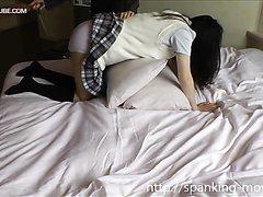 Japanese Girl Punished #3