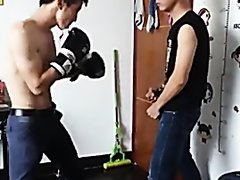 gut punched - video 3