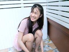 Thai Girl  Youtuber Fart