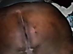 Big brown dookie ass