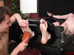 tickle torture - video 3
