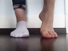 Sexy Boy Feet - video 52