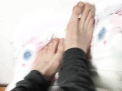 Sexy Guy Feet - video 5