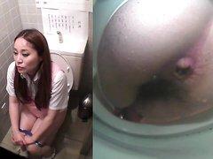 Japanese Toilet pooping (OL)