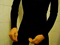 Horny Boy in wetsuit