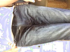Peed my jeans - video 2