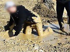 Mud play - video 2