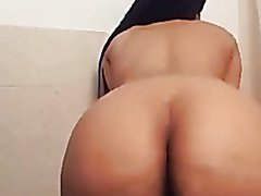 Ebony scat sexy  5