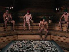 Vihta great sauna scene