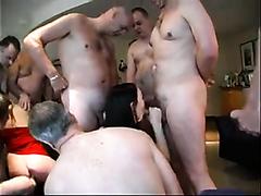Two sluts make lots of cocks cum
