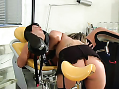 Lesbian sluts going wild on each other