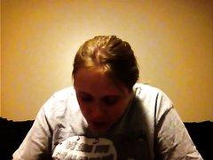 Girl pukes - video 3