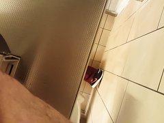 mall restroom masturbation