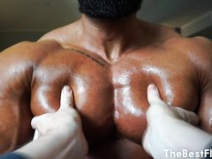 Athletic muscle - video 629