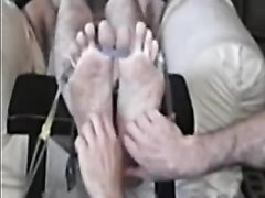Ticklish Feet - video 2