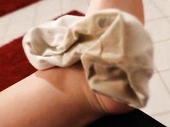 Massage my smelly Boyfeet (dirty socks version)