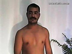 Hung Turkish guy - video 55