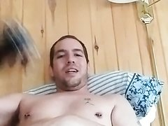 Beating my balls - video 2
