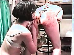 Nasty Retro Classic Couple Scat and Piss
