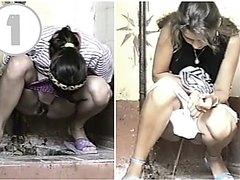 Hidden Pissing (eventually poop) - Russian Part 1