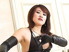 Mistress Natsuki - The Ceremony - Cruel Severe Whipping