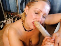 Chubby mommy - video 2