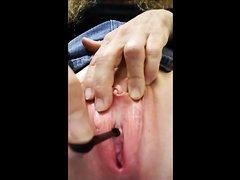 CM urethra torture with mascara brush