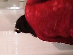 Girl Pooping video 05