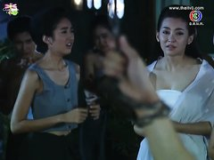 Whipping scene from Thai movie ... of slave