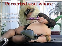 Scat whore - video 4