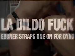 Strap on dildo