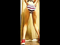 Huge Panty Poop - video 4