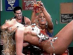 Mindshadows 1 Cafe Food Orgy Scene - video 2