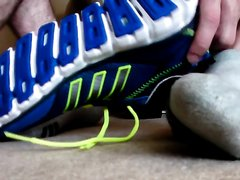 Size 11US Men's Adidas Climacool Aerate - Royal Blue