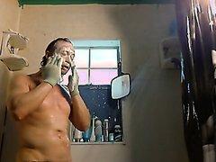Jack Nicotene takes a shower 1 (no smoking)(2013)