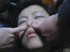 Japanese nose torture 38 title 3