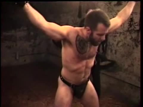 Straight Slave / Whipped : Brute Force Hard Flogging