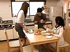 Jap Lesbian Boarding House