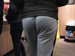 arab guy with nice ass and bulge